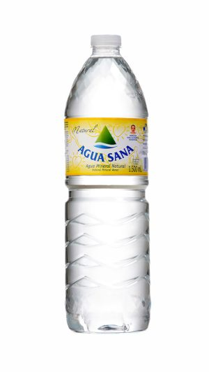 Agua Sana botella PET 1500ml