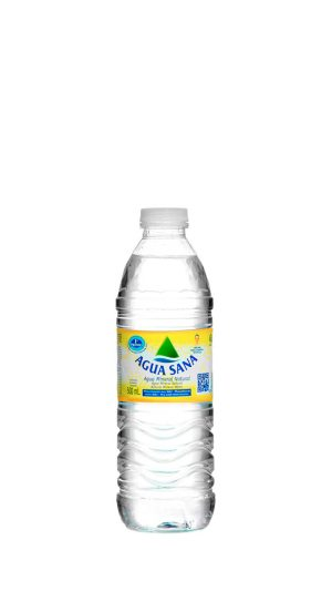 Agua Sana Botella Pet 500ml