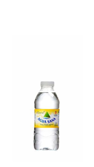 Agua Sana botella PET 330ml