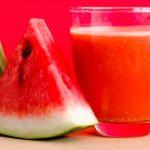 El gazpacho de sandía es una gran alternativa para comer saludable en verano