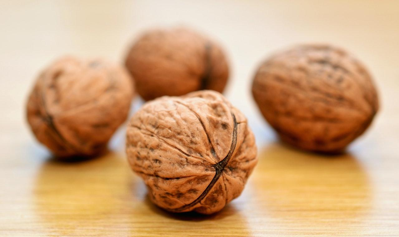 Las nueces son antioxidantes, tienen Omega 3 y polifenoles