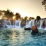 Las aguas mineromedicinales tienen propiedades terapéuticas