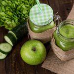 Los batidos saludables son una excelente manera de consumir más frutas y verduras