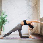 Al hacer ejercicios para mejorar tu flexibilidad en casa incrementarás tu salud